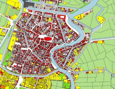 HisGIS Haarlem en kustzone Noord-Holland
